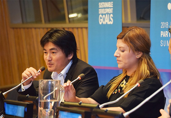 Advancing Global Goals