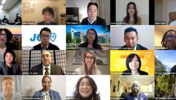 US-Japan Young Professionals Forum: Birmingham-Maebashi