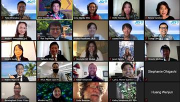 US-Japan Young Professionals Forum: Honolulu-Hiroshima
