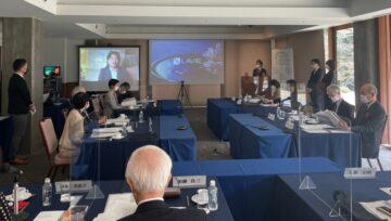 日本カルコン会合にて民間外交事業報告